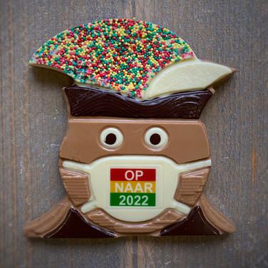 Chocolade carnavals Prins