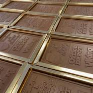 Office Depot custom chocolade tablet