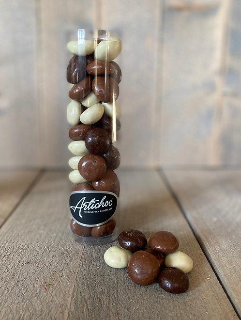 Koker chocolade kruidnoten 160 gram