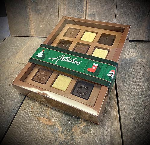 Kerstchocolaatjes Exclusief