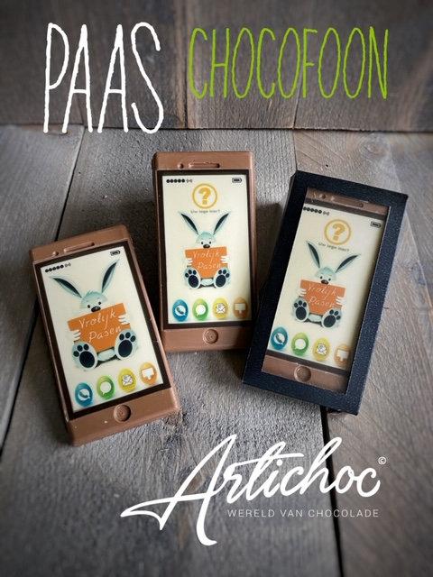 Paas Chocofoon