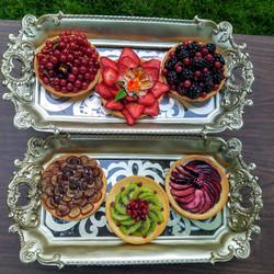 fruit tarts from SB shoot