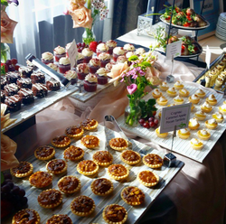 ACA Mini Dessert Buffet