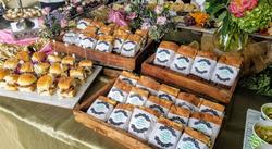 wrapped sandwich display nancy edwards