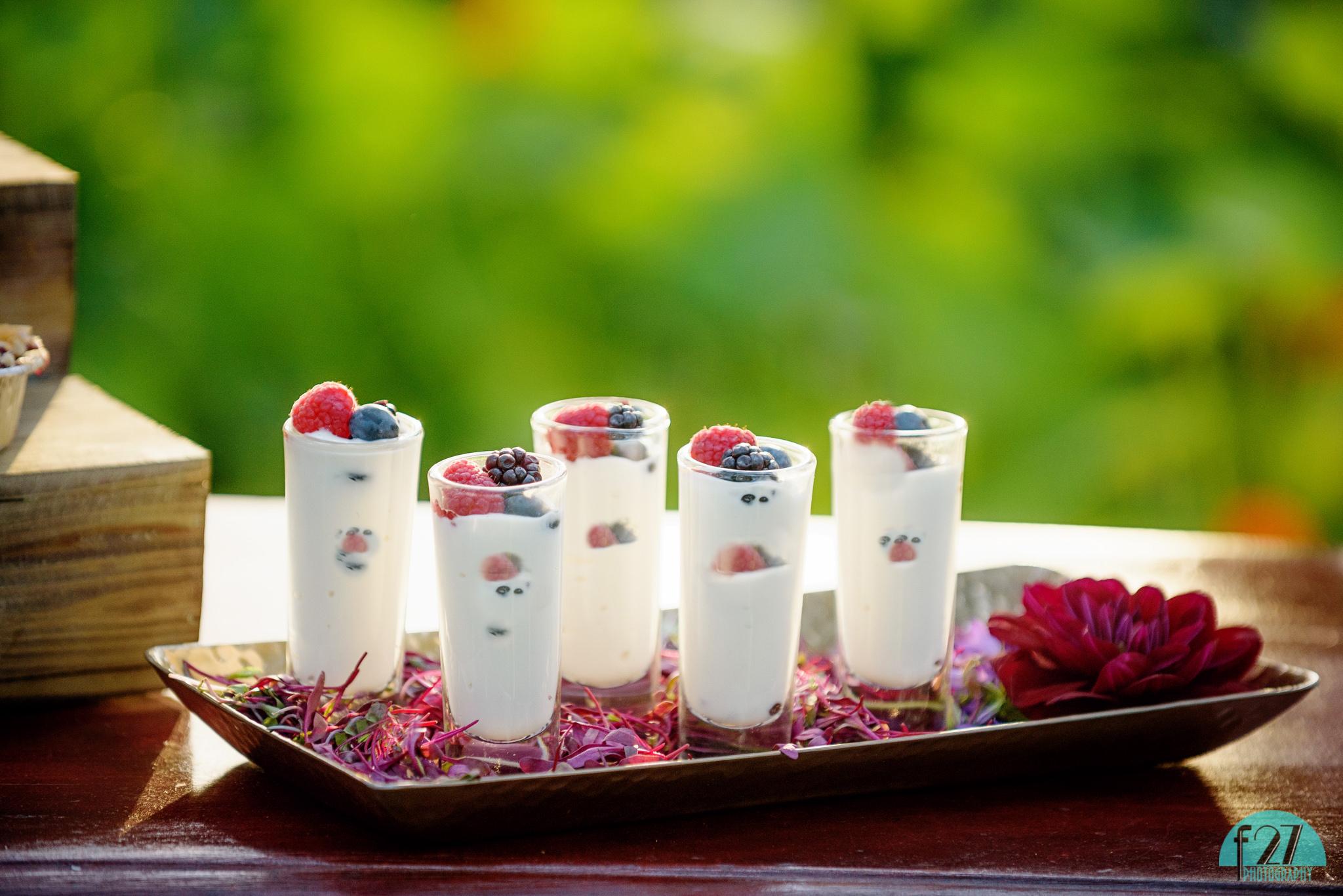 Yogurt & Granola Parfait