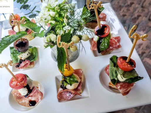 Here's a few of our fun new appetizers for your next party!