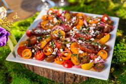 ACA Heirloom Tomato Family Style platter