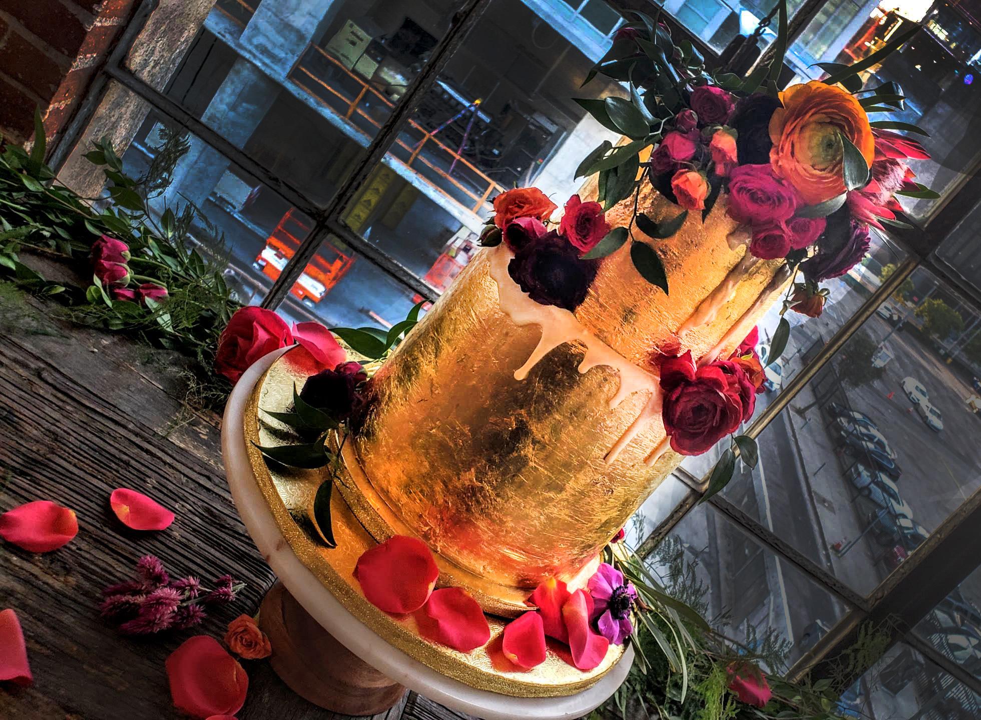 Cake from Jackie &Josh's Wedding