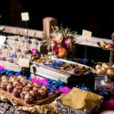 Sweet! Check Out This Decadent Dessert Bar