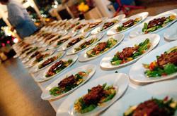 Bacon Underground Dinner Salad