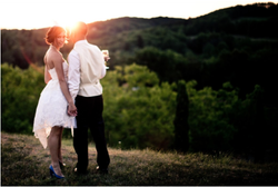 Anna & Anthony France Wedding