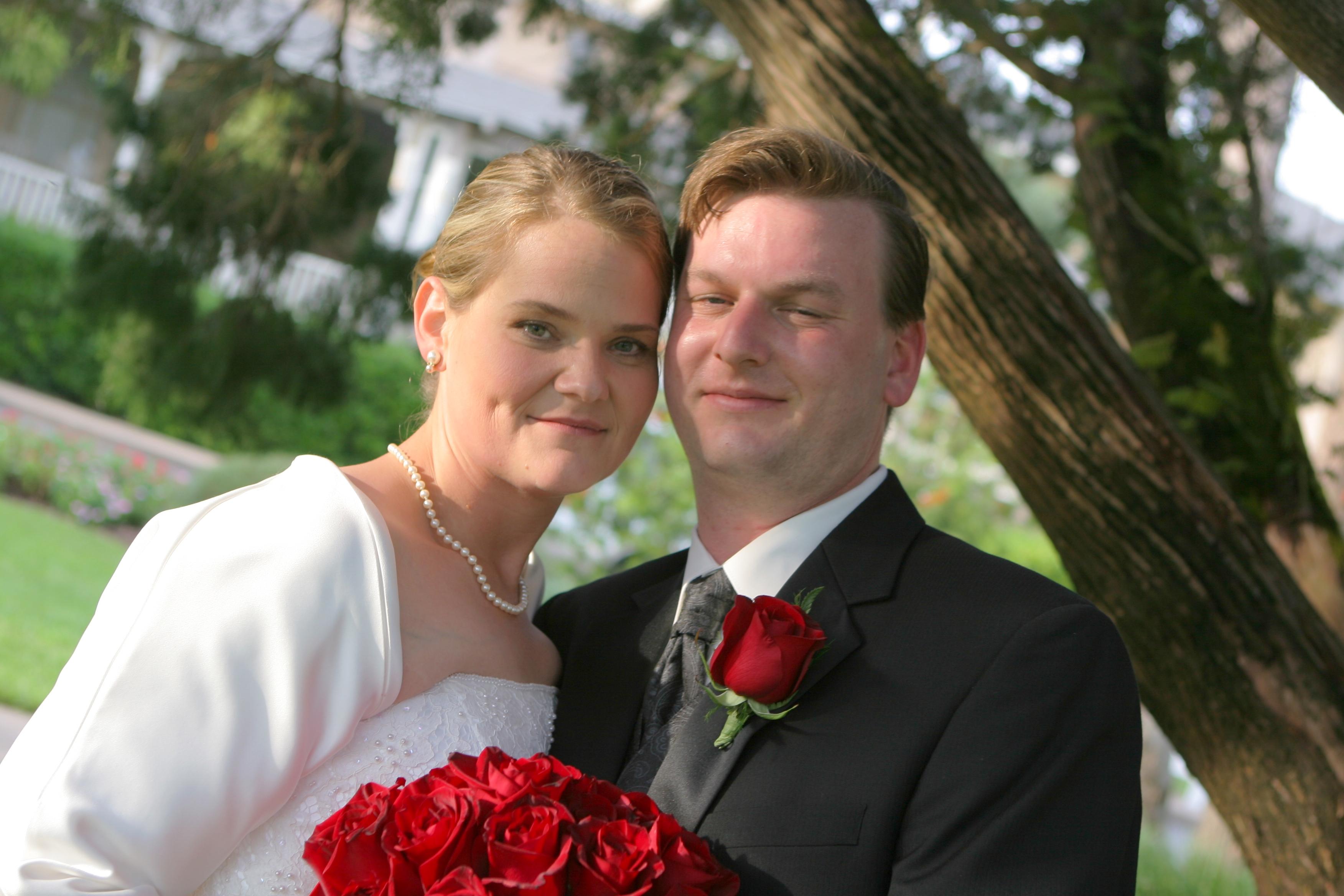 Tess & Brian
