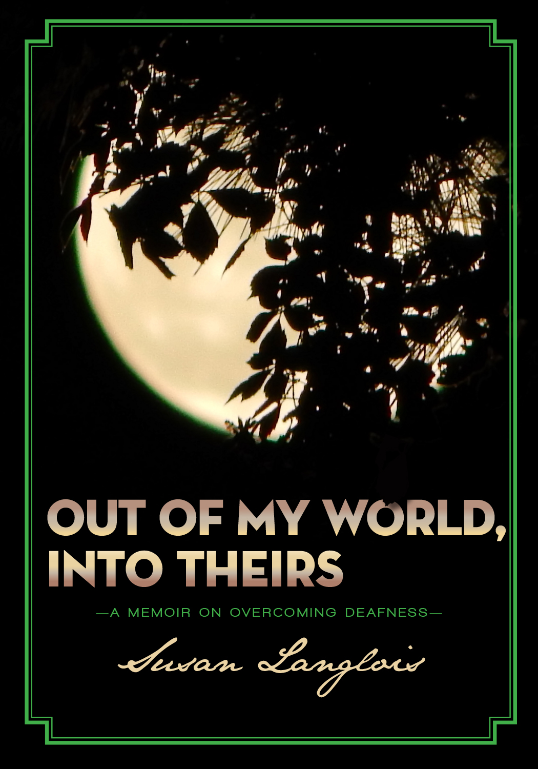 Out of My World, Into Theirs