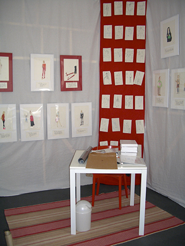 40 Hoyt Street Pop-Up Gallery, 2010