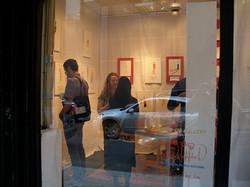 40 Hoyt Street Pop-Up Gallery, 2010