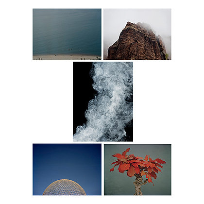 Five Elements Set of 5 prints | Moonching Wu
