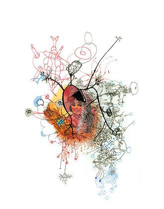 Bonnet Girl | Julie Peppito