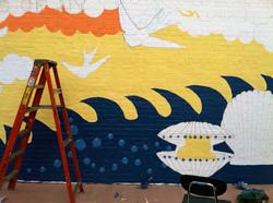 PS 268 Emma Lazarus Mural, 2011