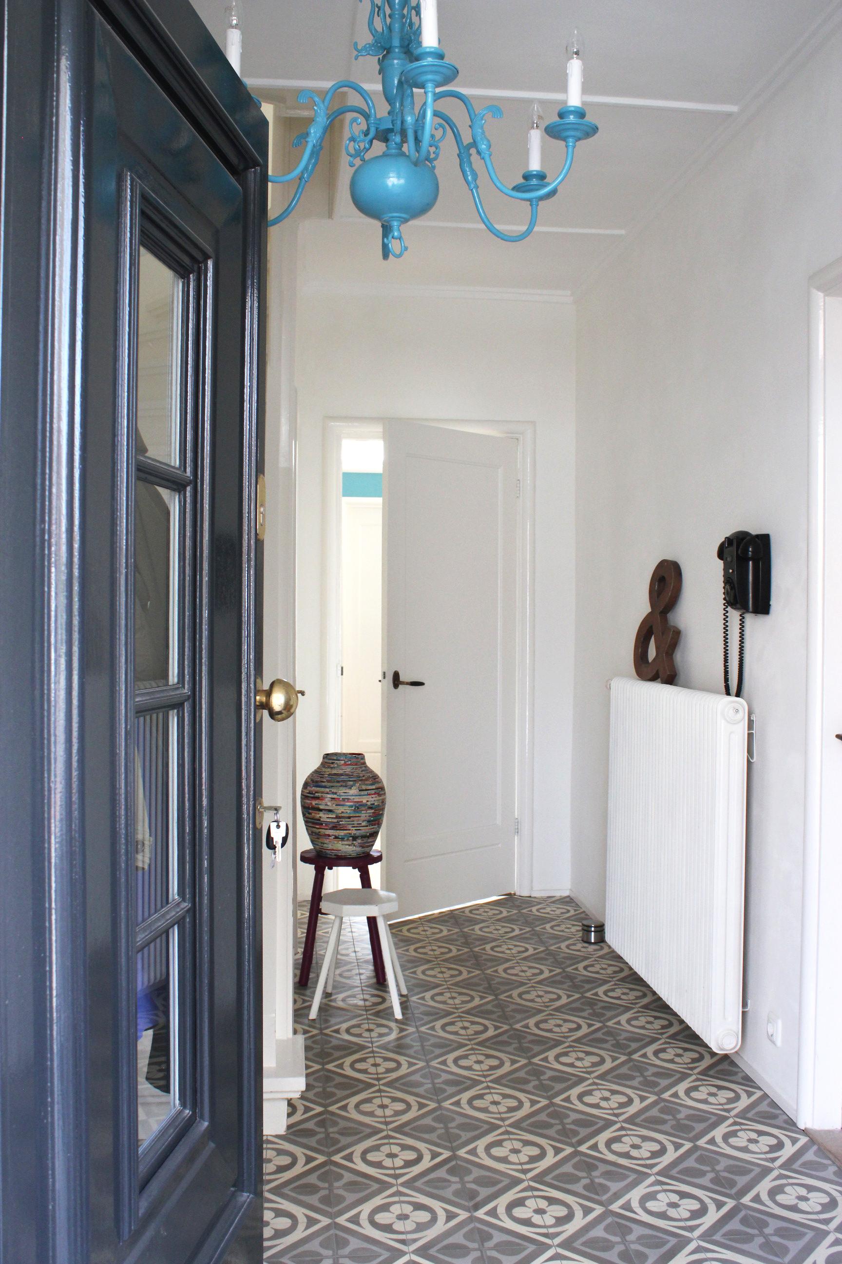 Voordeur - hal