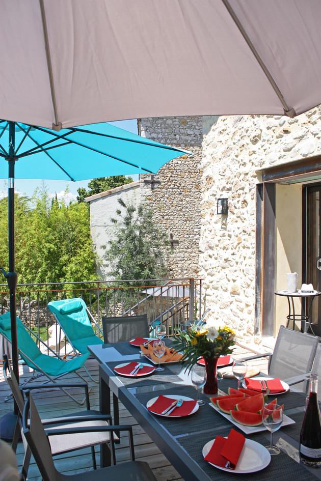 Muriers-Terrasse