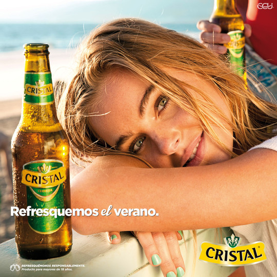 Cristal Beer