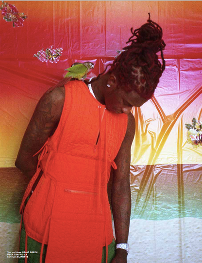 Young Thug for Numéro