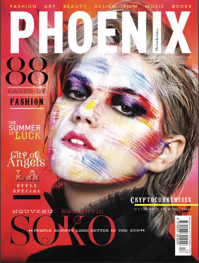 Soko for Phoenix Magazine