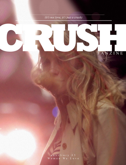 Daryl Hannah for Crush Magazine