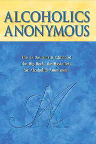 The Big Book of Alcoholics Anonymous Cover