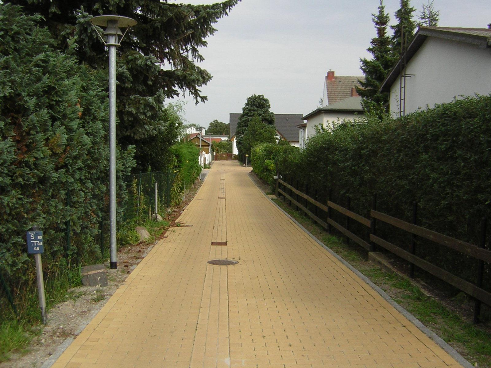 Hafenstraße, Lubmin