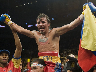 The Mysterious Fighter Who Was Destined For Greatness: The story of Edwin Valero