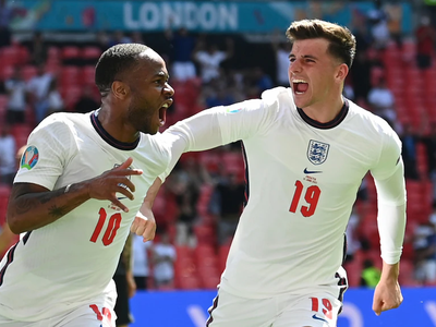 England off to winning start at Euro 2020