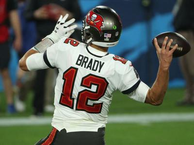 Brady's Bucs Triumphant