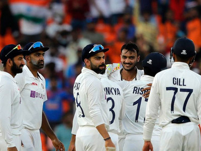 India vs England Test Match Series Review
