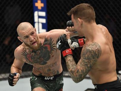 Hot, Saucy Shots - McGregor vs Poirier