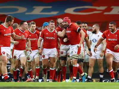 Wales claim the Triple Crown after a huge victory over England