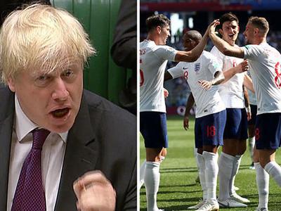 """It's Coming Home…"" Hopefully: Boris Backs World Cup 2030"