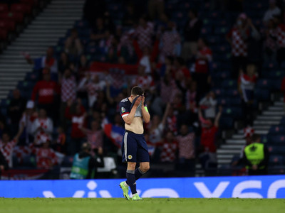 Scotland's Euro 2020 run draws to a close: A look back on the summer the Tartan Army craved
