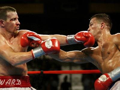 Ward vs Gatti: Boxing's finest dancing partners