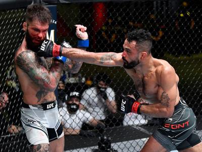 UFC Vegas 27: Font stuns Garbrandt to advance into Championship contention