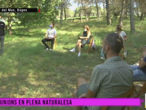 Desconnexions presenta el Meet Out a TV3 (Vídeo)