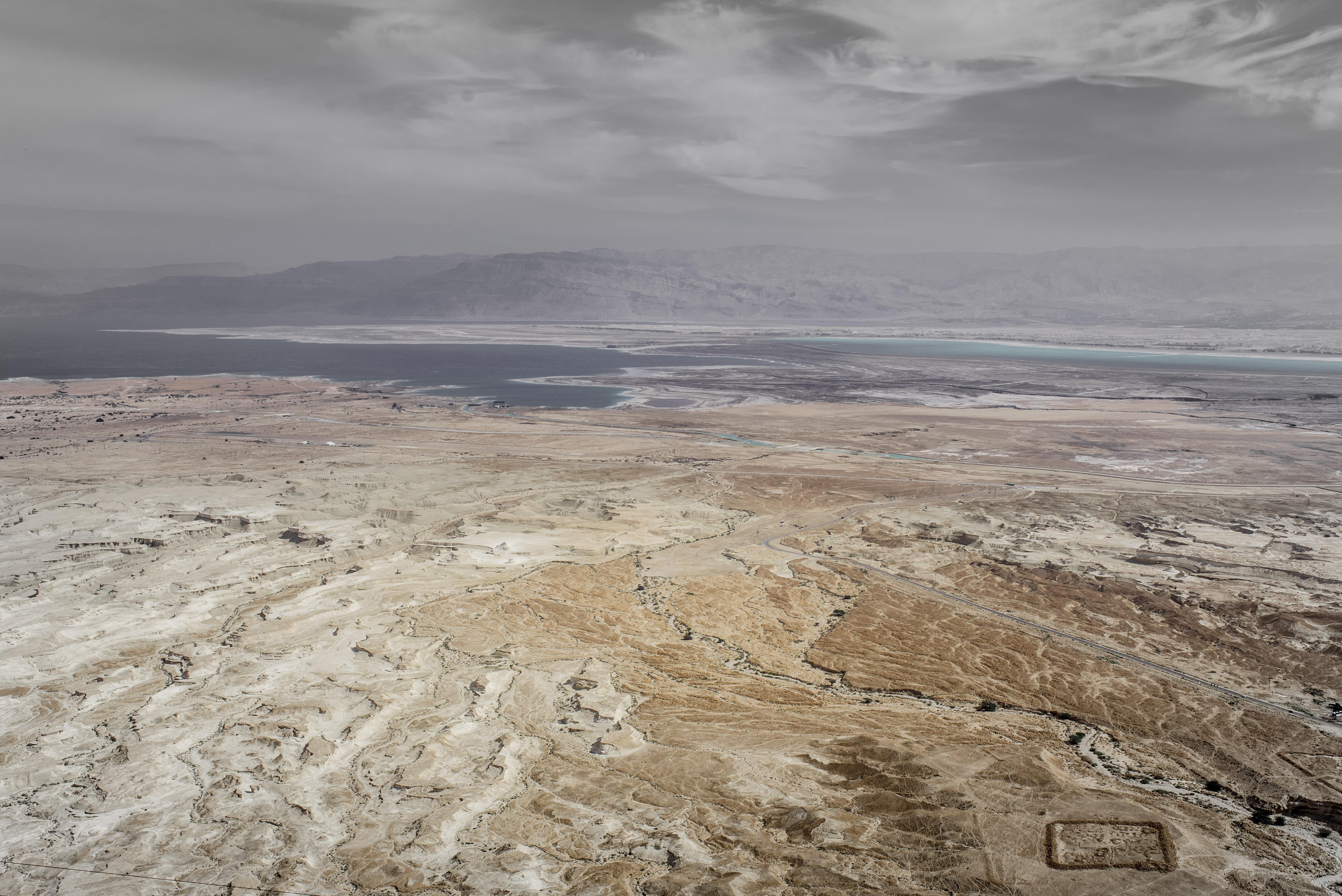 Dead Sea, Palestine