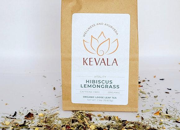Hibiscus Lemongrass | Vitality
