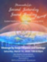 Second Saturday 2020 Flyer Final Editabl