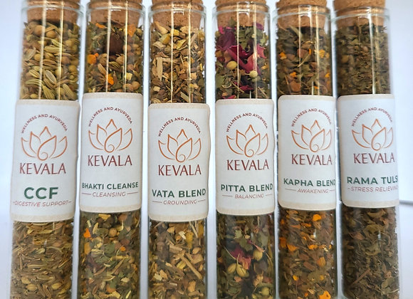 Ayurveda Tea Gift Box