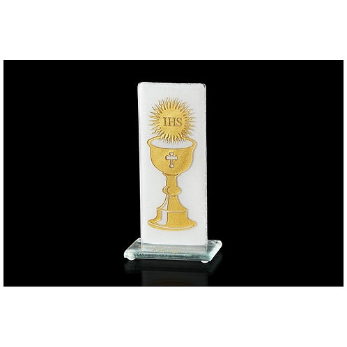 1st Holy Communion Gold Cup Statuette