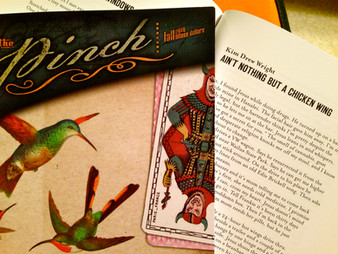 My oddball story in the Fall issue of The Pinch