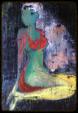 Lady  (Sold)