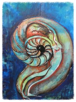 Seashell (Sold)