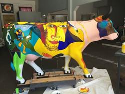 SLO Cow Parade